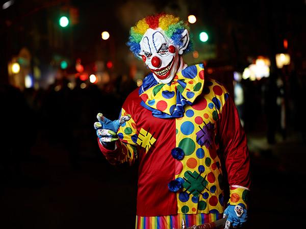 Clown Threats Texas