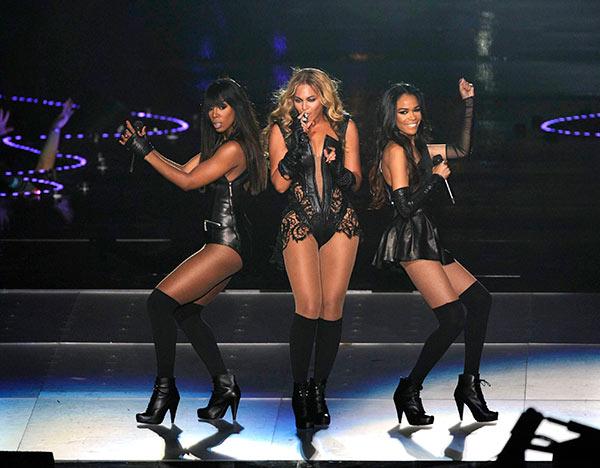 Kelly Rowland Destiny's Child Reunion