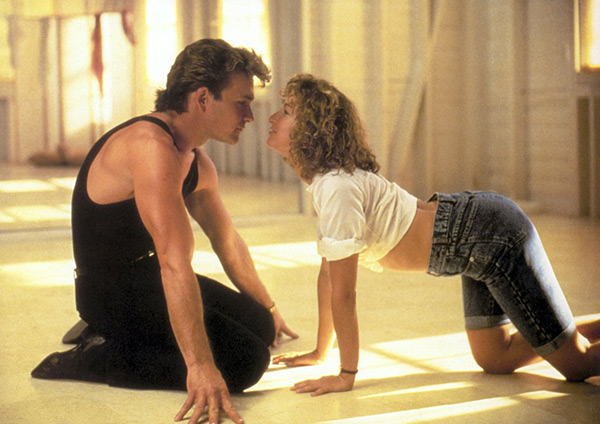 Jennifer Grey Dirty Dancing Movie
