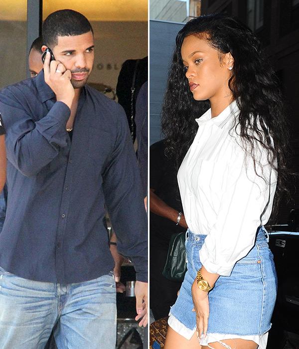 Rihanna Caught Drake Cheating