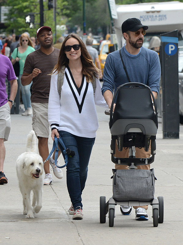 Olivia Wilde Post Pregnancy Body