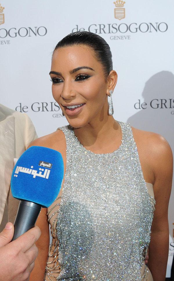 Kim Kardashian TV Interview
