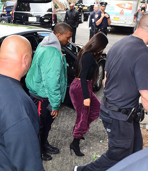 Kim Kardashian Kanye West Reunited