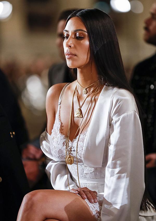 Kim Kardashian Robbery Recovery