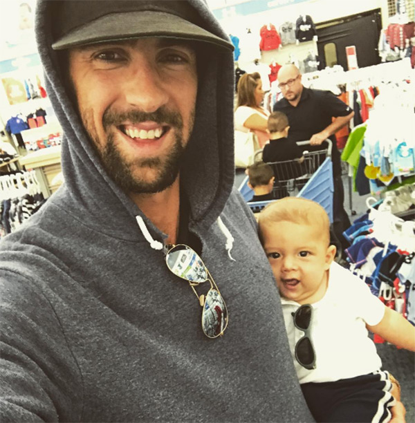 Nicole Johnson Michael Phelps Baby