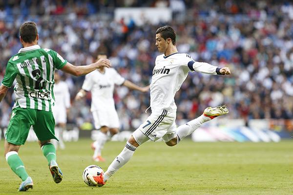 Real Madrid Vs Betis Live