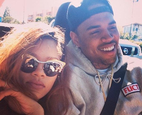 Rihanna Chris Brown Getting Back Together