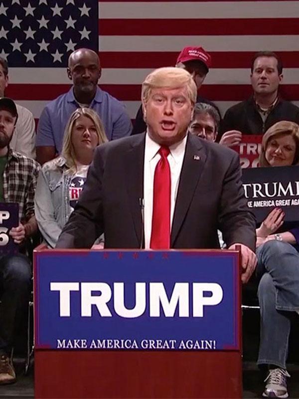 SNL Donald Trump Tape