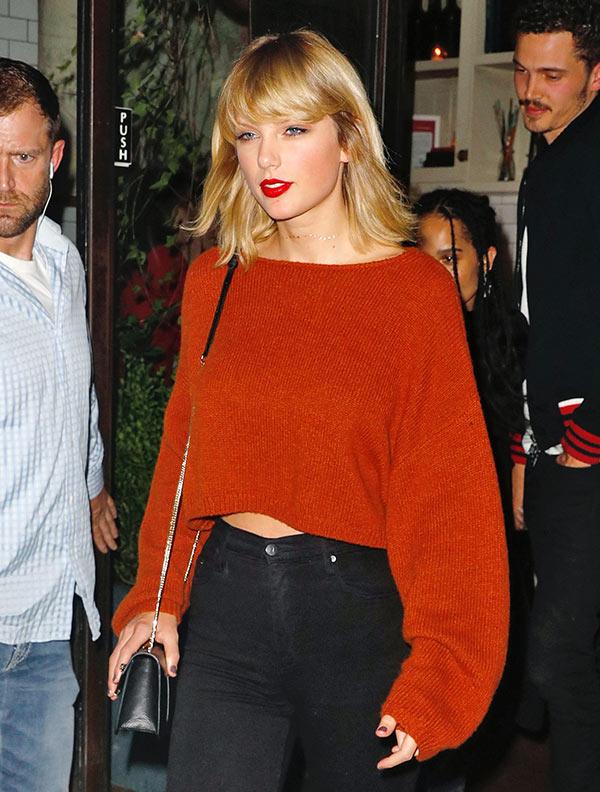 Taylor Swift Single Girls Night