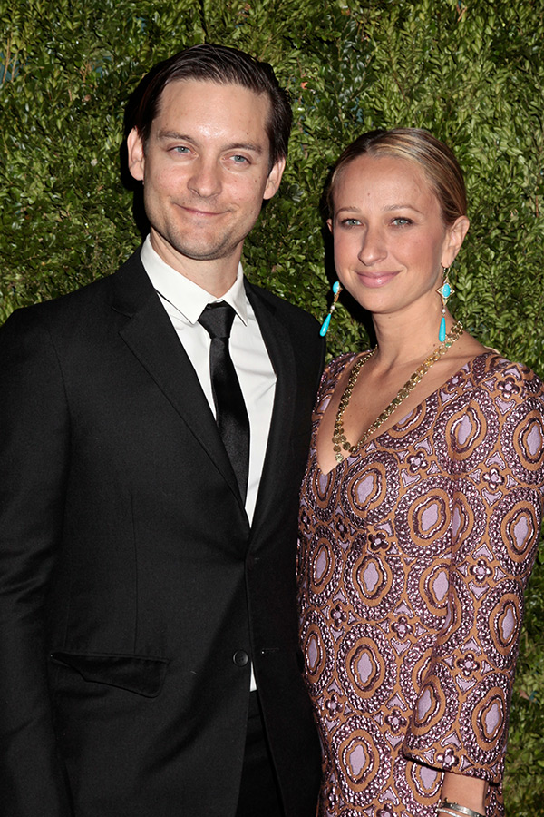 Tobey Maguire Jennifer Meyer Divorce