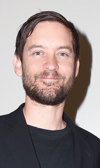 Tobey Maguire Celebrity Profile