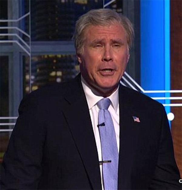Will Ferrell Disses Donald Trump