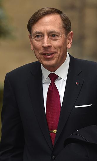 David Petraeus Bio