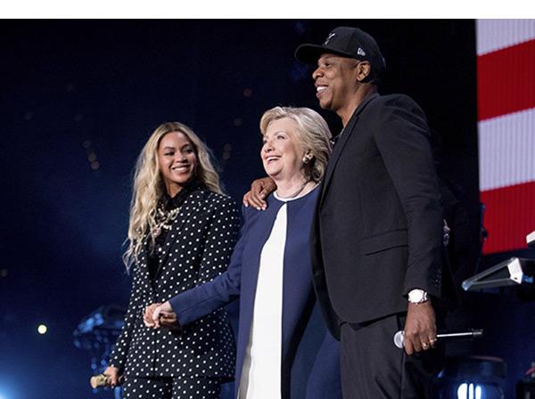 Jay Z Beyonce Michelle Obama 2020
