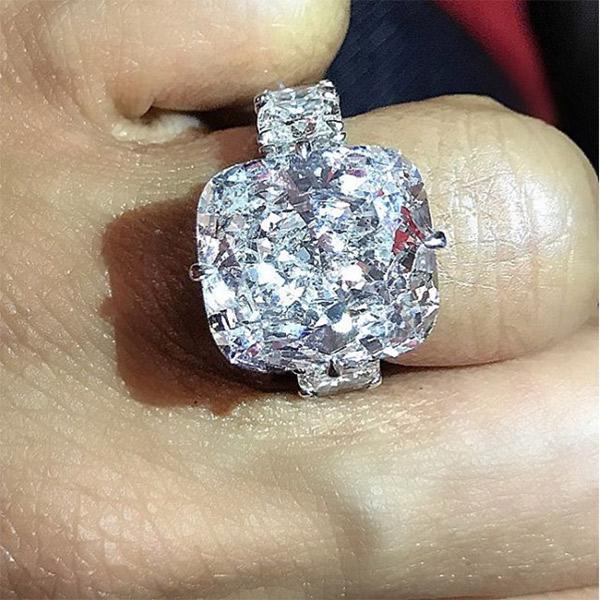keyshia kaoir engagement ring