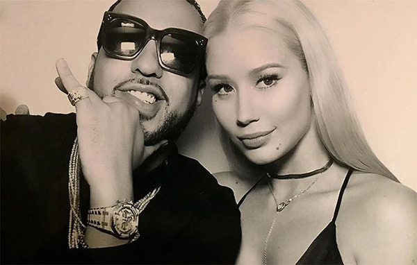 Iggy Azalea Marrying French Montana