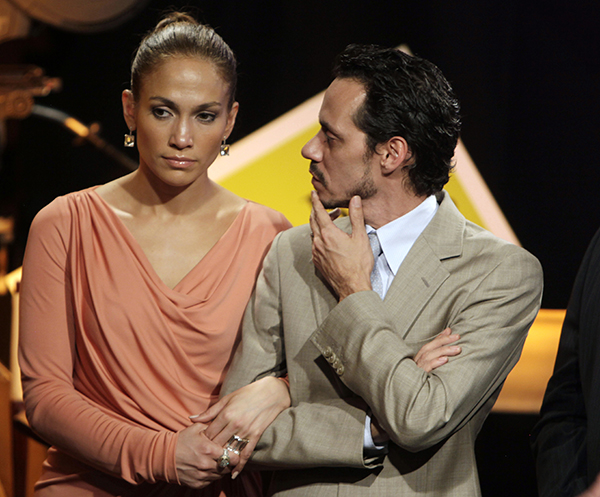 Marc Anthony Wants Jennifer Lopez Back