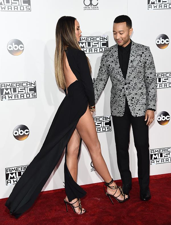 John Legend Embarrassed Chrissy Teigen