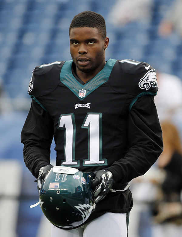 Josh Huff Released By Philadelphia Eagles After Gun & Weed ...