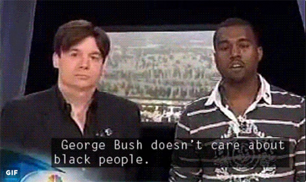 Kanye West President Bush Meme