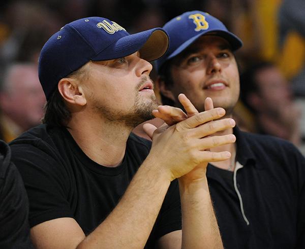 Leonardo DiCaprio Step Brother Slams Him