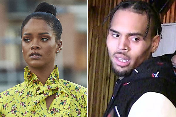 Rihanna Disappointed Chris Brown
