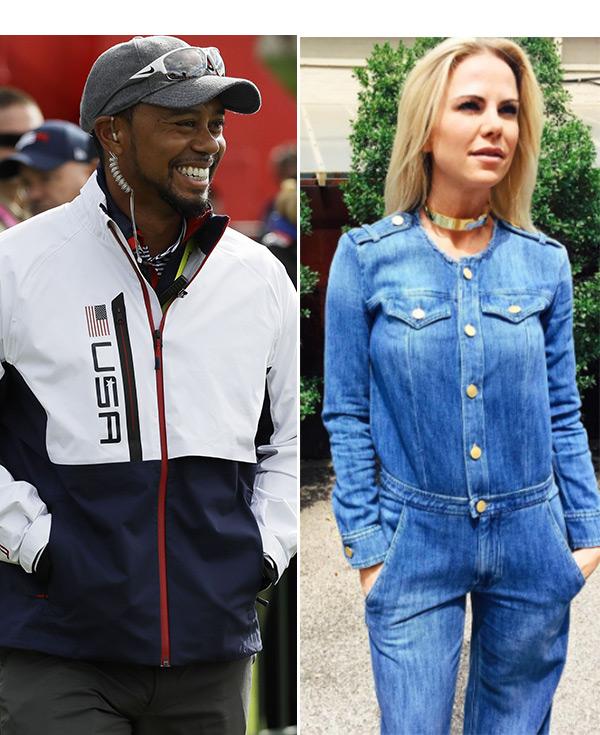 Tiger Woods Dating Stylist Kristin Smith