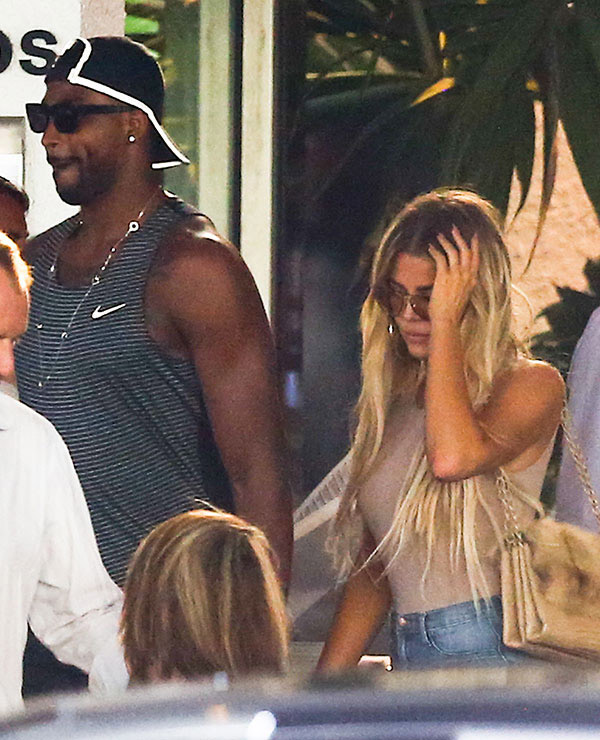 Tristan Thompson Makes Khloe Kardashian Cry