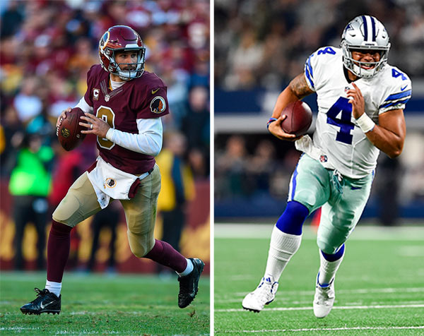 Watch Redskins Cowboys Game Online