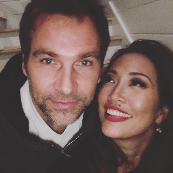 Carrie Ann Inaba Engaged Robb Derringer
