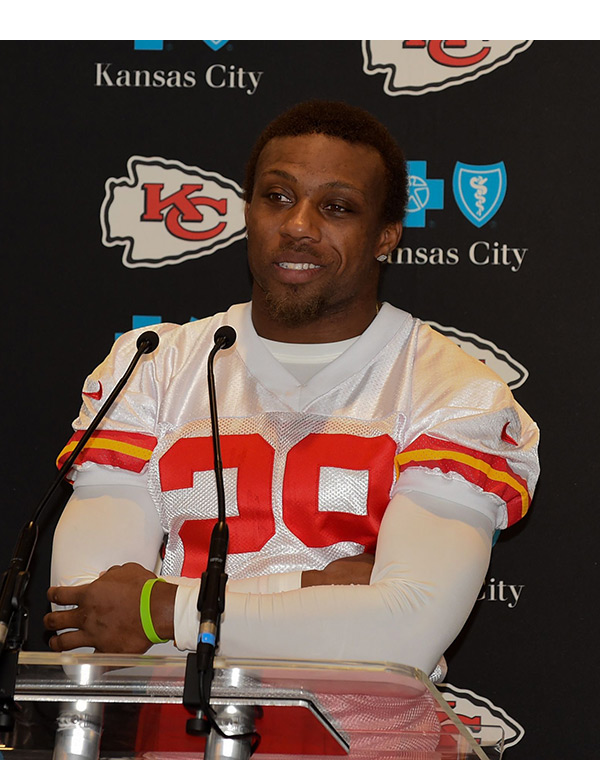 Who Is Eric Berry