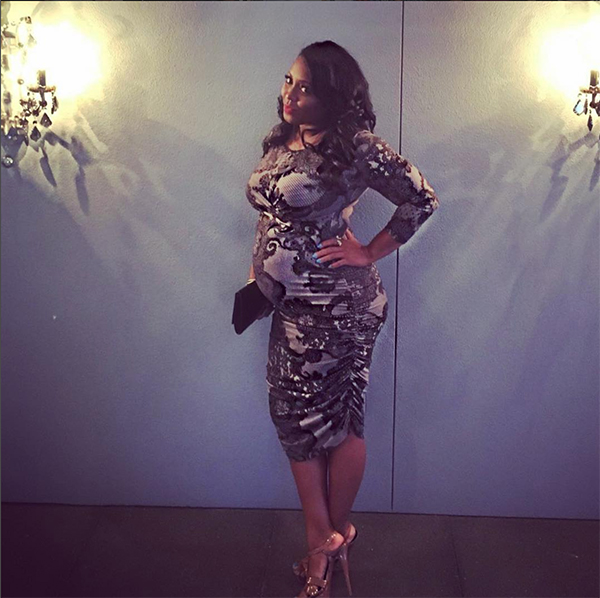 Keisha Knight Pulliam Baby Born
