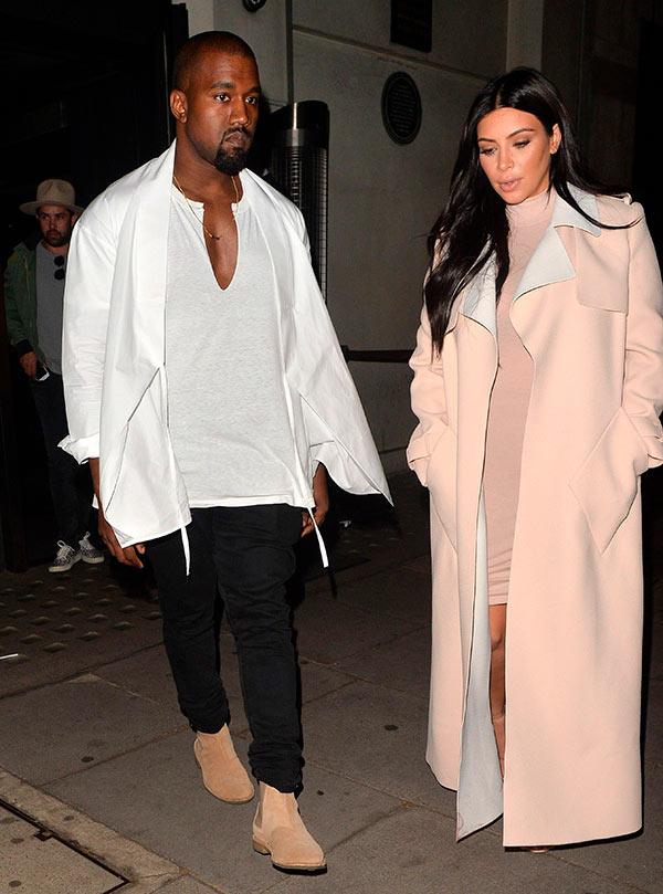 Kim Kardashian Kanye West Marriage Trouble