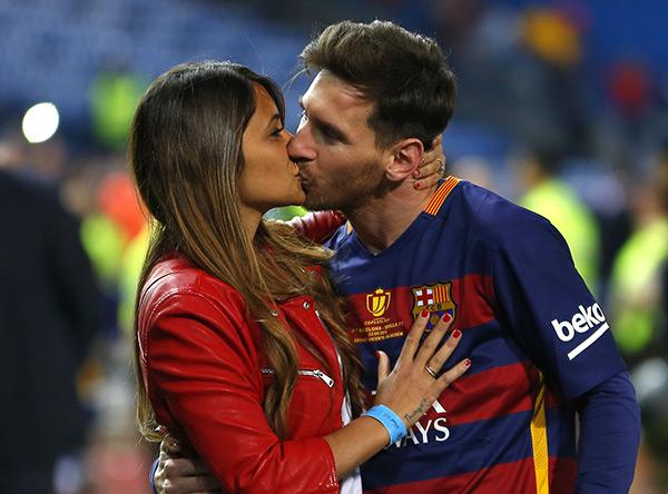 Lionel Messi Marrying Antonella Roccuzzo