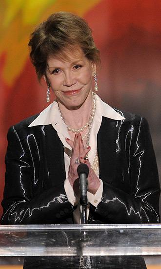 Mary Tyler Moore Celebrity Bio