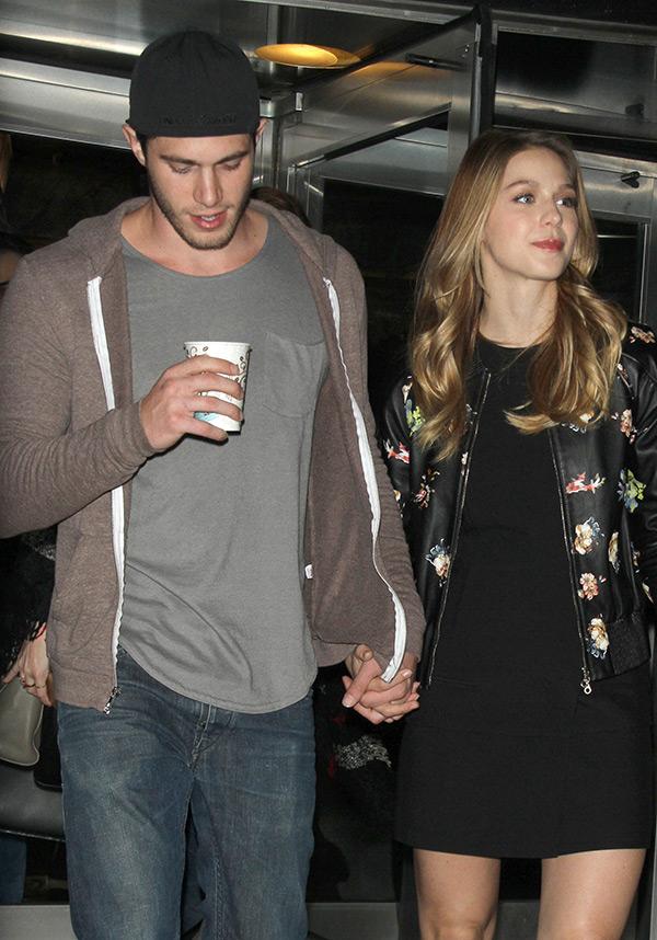 Blake Jenner Melissa Benoist Divorce