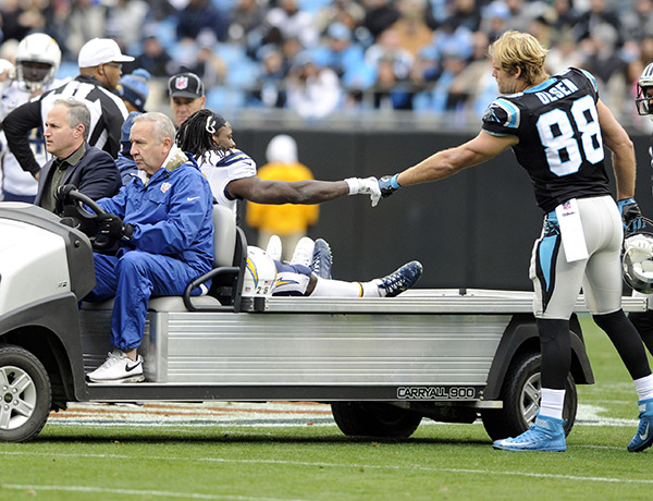 Melvin Gordon Hip Injury