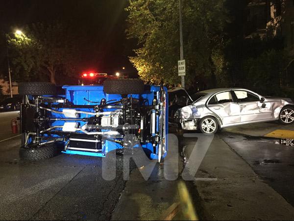 Miles Teller Car Accident