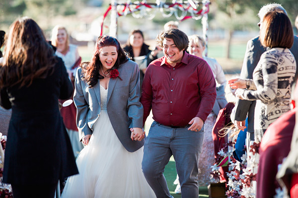 Mykelti Brown Wedding Dress