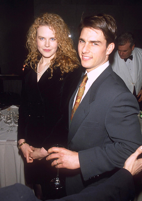Nicole Kidman Writing Scientology Book