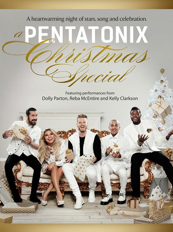 Watch Pentatonix Christmas Special