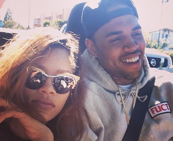 Rihanna Misses Chris Brown