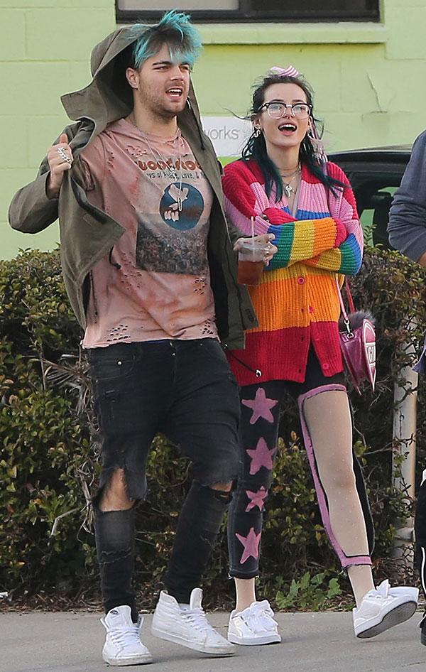 Bella Thorne New Boyfriend