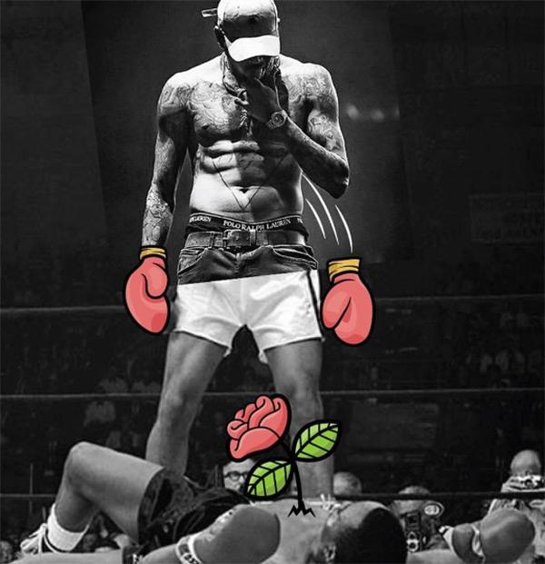 Soulja Boy Chris Brown Boxing Match