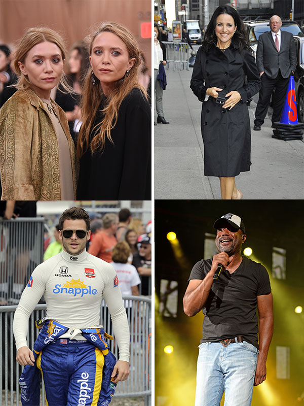 Celebrities Born Friday The 13th