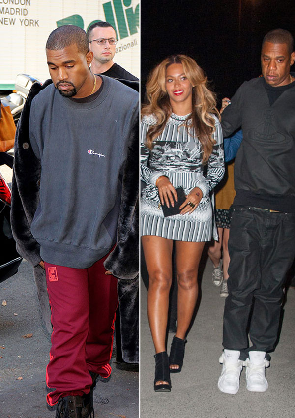 Kanye West Called Beyonce Jay Z