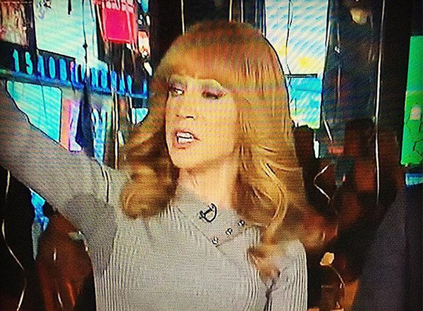 Kathy Griffin Pit Stains