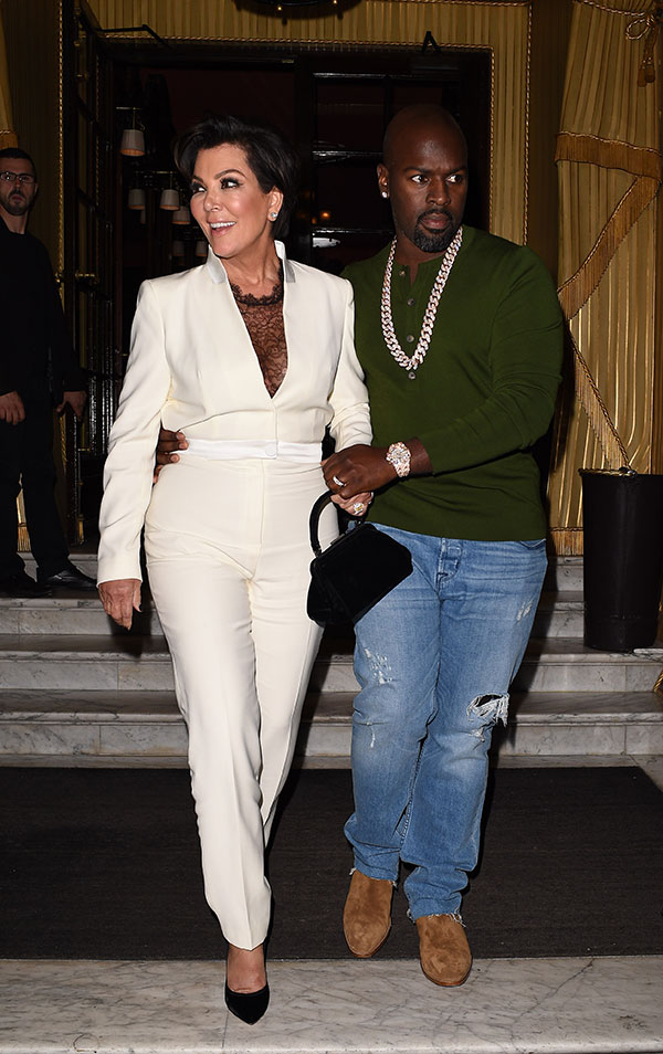 Kris Jenner Corey Gamble Getting Married