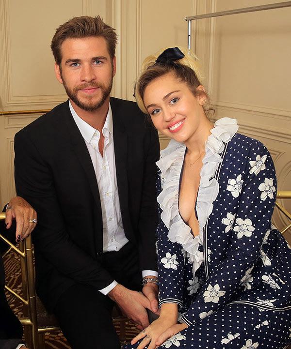 Liam Hemsworth Miley Cyrus Never Divorcing