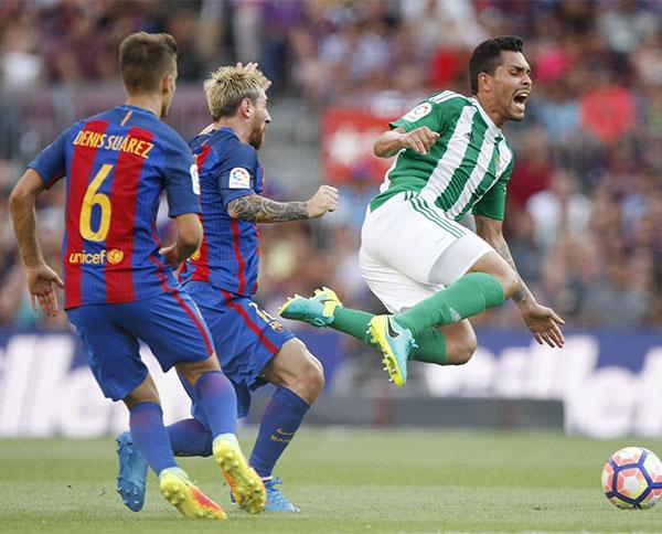 Barcelona Betis Live